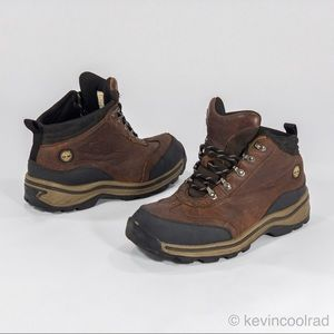 Timberland Back Road Hiking Leather Boot 22913